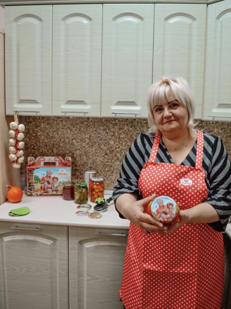 Ирина Москвичка
